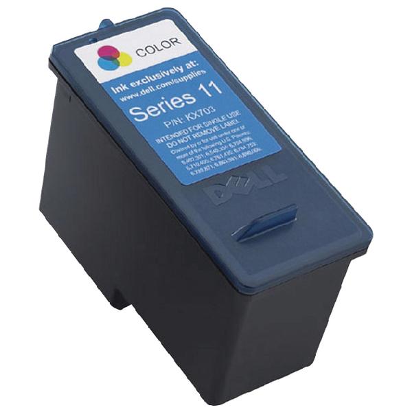 Dell Cyan/Magenta/Yellow High Yield Inkjet Cartridge 592-10276
