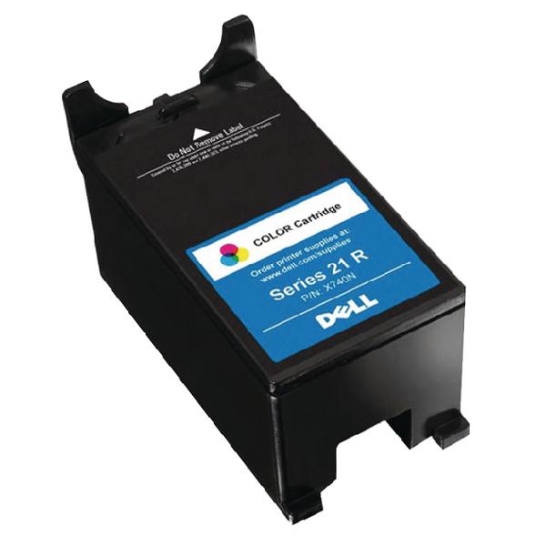 Dell Cyan/Magenta/Yellow Inkjet Cartridge 592-11334