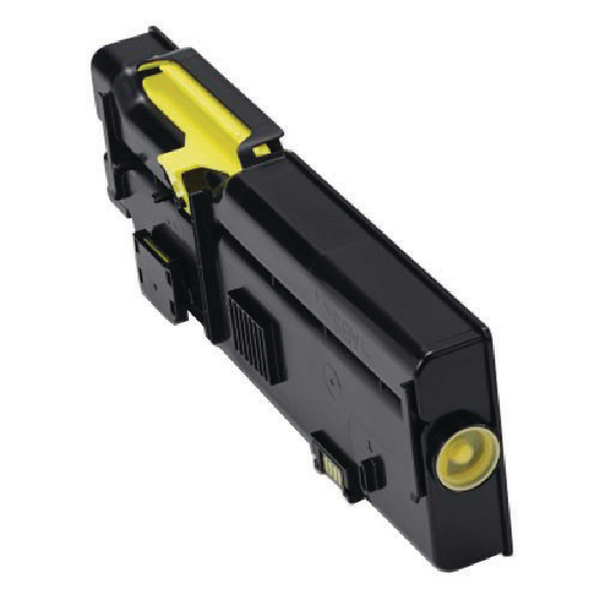 Dell Yellow 593-BBBO Toner Cartridge