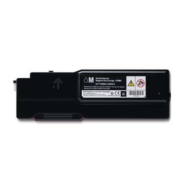 Dell Magenta 593-BBBP Toner Cartridge