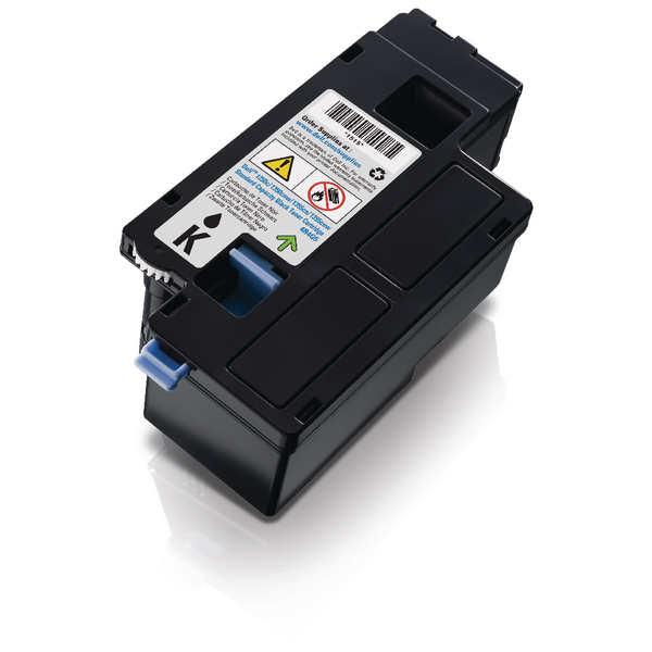 Dell C17xx/1250/135x Standard Capacity Black Toner Cartridge 593-11144