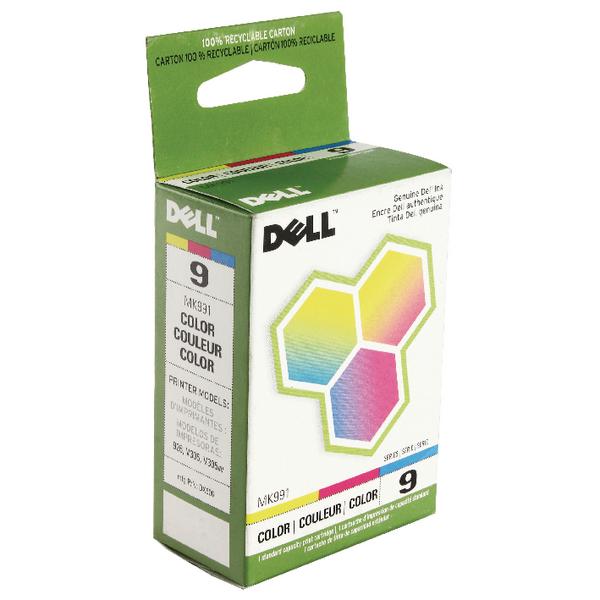 Dell Light Cyan/Light Magenta/Black Photo Ink Cartridge 592-10213