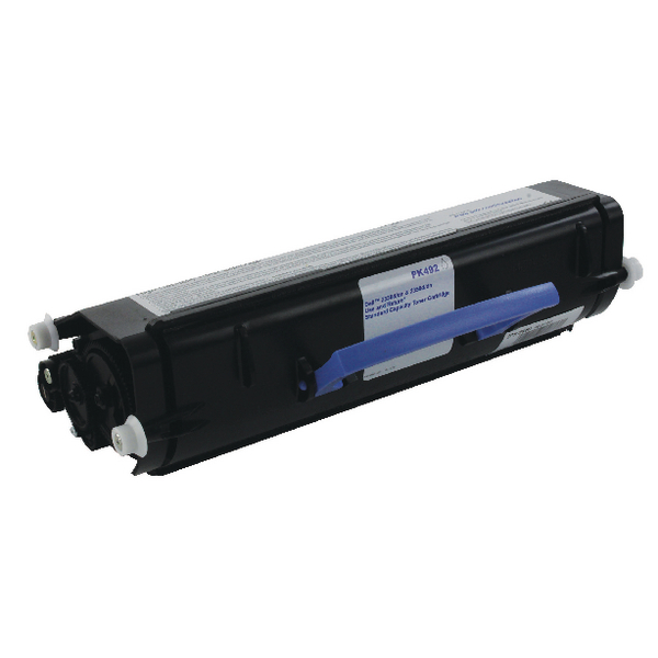 Dell Black 593-10337 Use and Return Laser Toner Cartridge