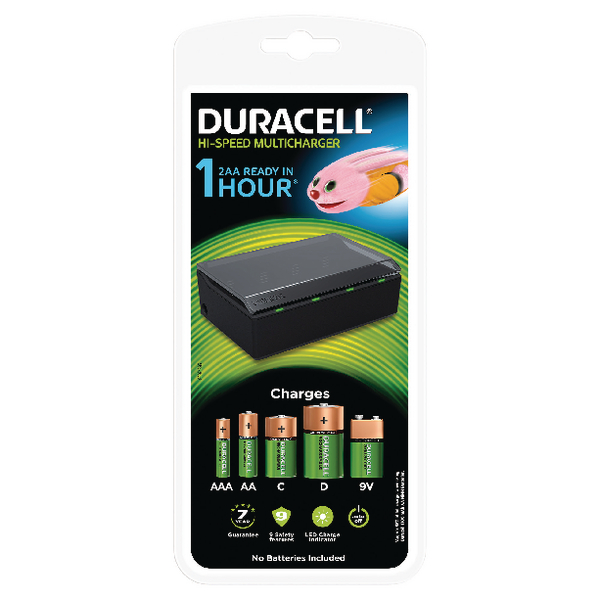 Duracell Multi Charger 75044676