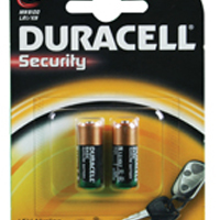Duracell Remote Control Battery 1.5V MN9100 Pack of 2 81223600