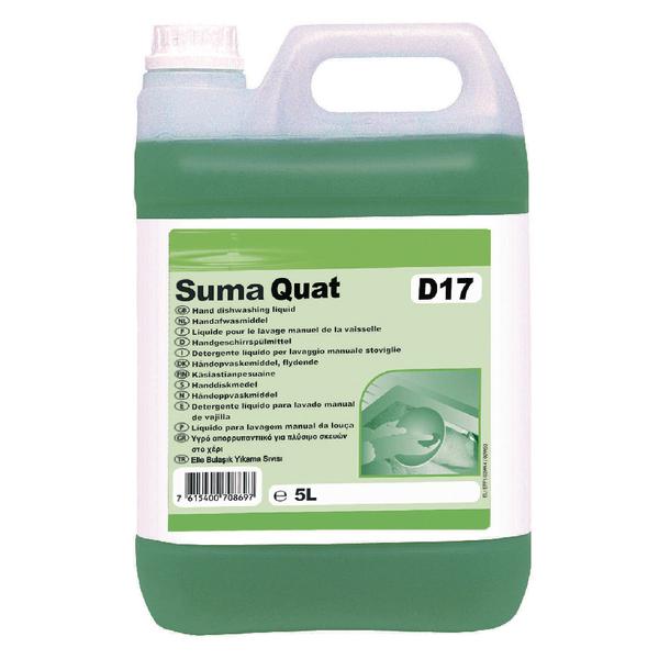 Suma Quat D1.7 2x5 Litres 100861466