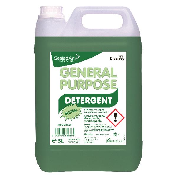 Diversey General Purpose Detergent 5 Litre J043570