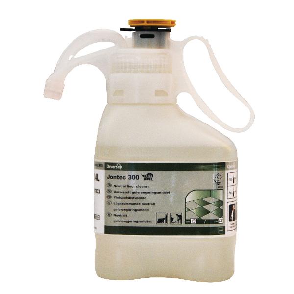 Diversey Taski Jontec 300 Pur-Eco Floor Cleaner 1.4 Litre 7517833