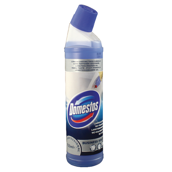 Domestos Professional Toilet Cleaner and Limescale Remover 750ml (Pack of 1) 7517937
