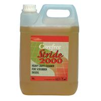 Carefree Stride 2000 Low Foam Floor Cleaner 5 Litre (Pack of 2) 454510