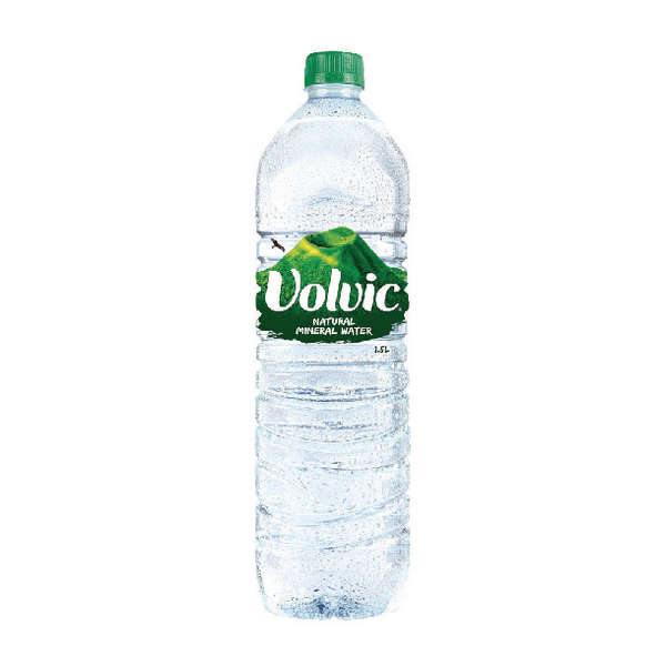 Volvic Mineral Water 1.5 litre (Pack of 12)