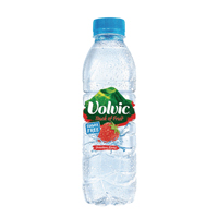 Danone Volvic Touch of Fruit Strawberry Fruit Water 500ml 16438 (Pack of 24)