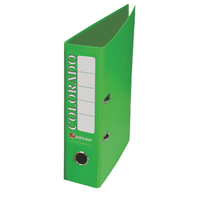 Acco Eastlight Colorado 80mm Lever Arch File A4 Green 28144EAST