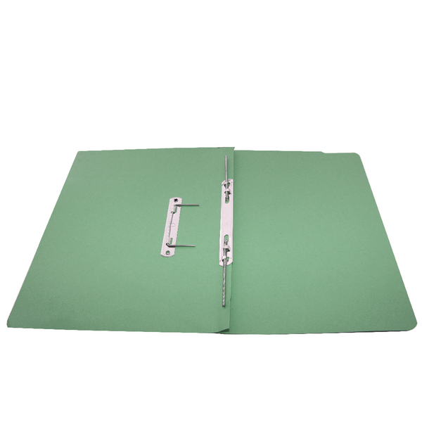 Rexel Green Jiffex Transfer File (Pack of 50) 43212EAST