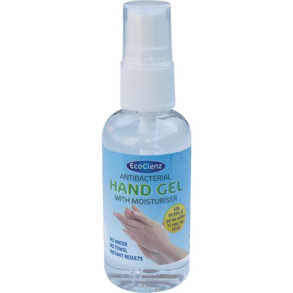 Ecoclenz Antibacterial Hand Gel 50Ml
