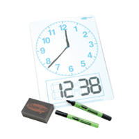 Show-me Clock Face Class Pack (Pack of 35) C/CFB