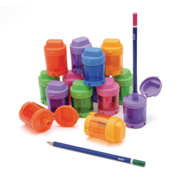 Image for 2 Hole Canister Sharpener (Pack of 12) SDPS212PP