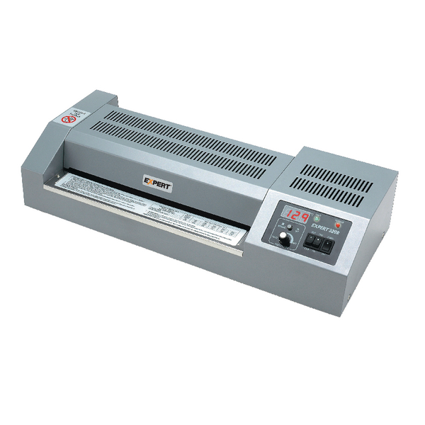 Image for Expert A3 Heavy Duty Laminator Grey EX320R
