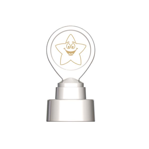 Colop Motivational Stamp Gold Star MOTIVSTGD