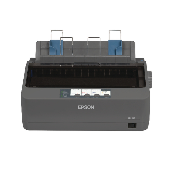 Epson LQ350 Grey 24pin Dot Matrix Printer C11cc25002