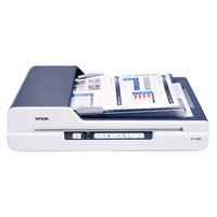 Image for Epson GT-1500 A4 Business Flatbed Scanner B11B190021BA