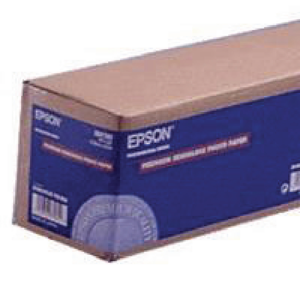 Epson Premium Semi-Gloss Photo Paper 44 Inchesx30.5m 260gsm C13S041643