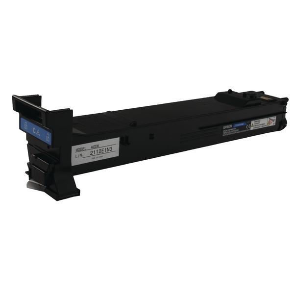 Epson AcuLaser CX28DN Cyan Toner 8K C13S050492