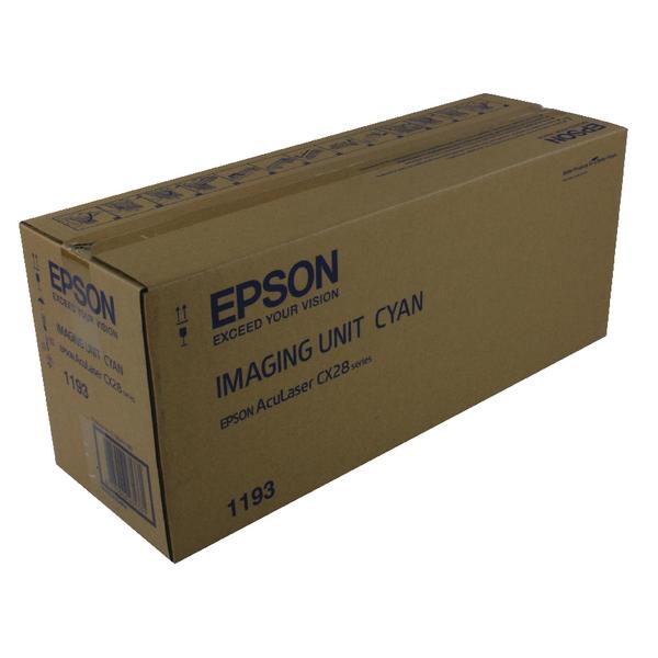 Epson AcuLaser CX28DN Cyan Imaging Unit 30K C13S051193