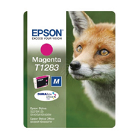 Epson T1283 Magenta Inkjet Cartridge C13T12834011 / T1283