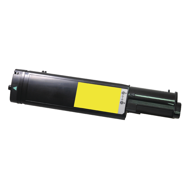 Epson S050187 Yellow High Capacity Toner Cartridge C13S050187 / S050187
