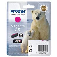Epson 26 Magenta Inkjet Cartridge C13T26134010 / T2613