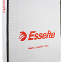 Esselte Report File A4 Polypropylene Green Pack of 25 28317