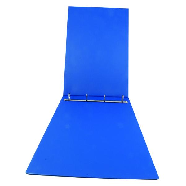 Esselte Binder A3 4 O-Ring 25mm Landscape Polypropylene Blue 68735