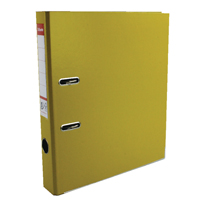 Esselte Lever Arch File PVC A4 50mm Yellow 811410
