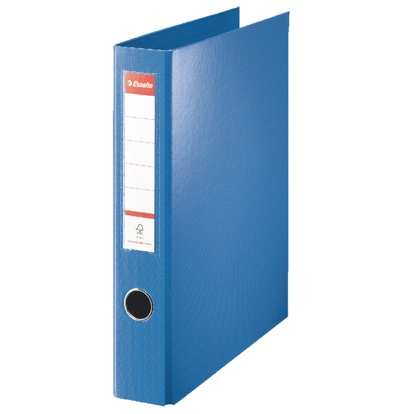 Esselte 4D-Ring A4 Binder 40mm Blue 82405