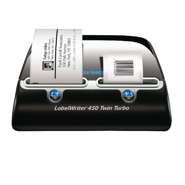 Dymo LabelWriter 450 Twin Turbo Label Printer S0838910