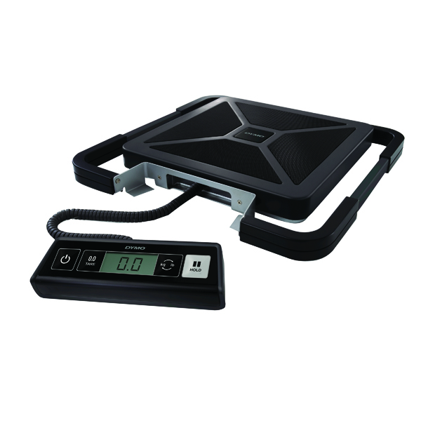 Dymo Black S50 Shipping Scale 50kg UK S0929050