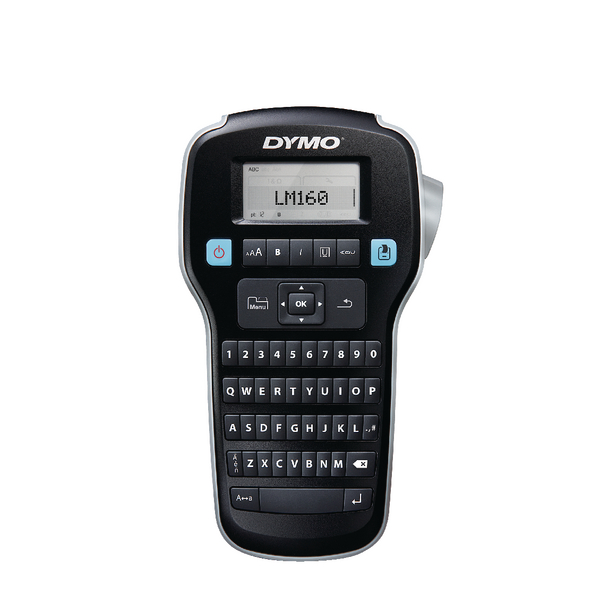 Dymo Labelmanager 160P Black S0946320