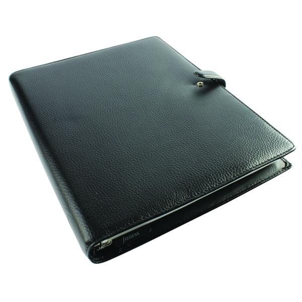 Filofax Finsbury A4 Black Organiser 025321