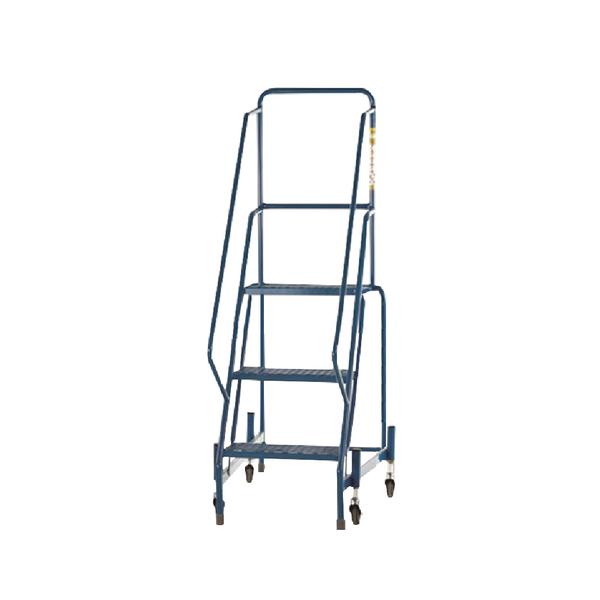 Mobile Steps 3 Step Full Handrail WM7013