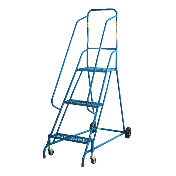 Fort Spring Steps 3 Expanded Steel Treads GSS703M