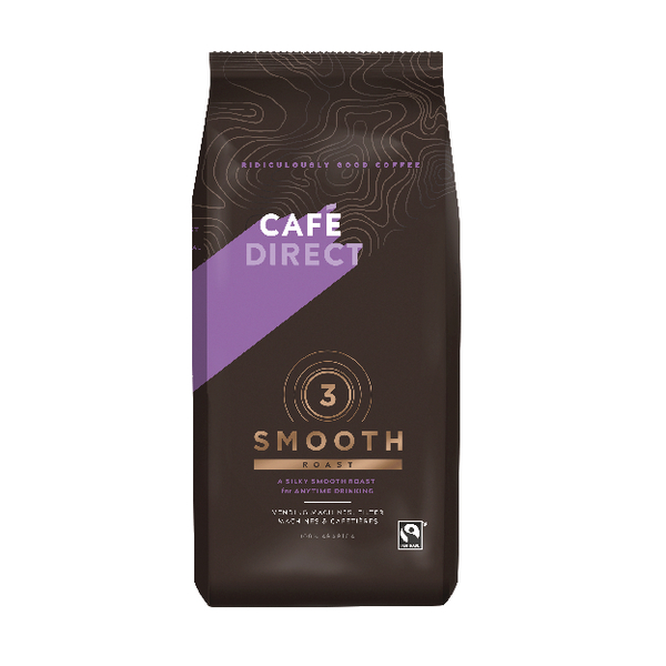 Cafedirect Medium Roast Ground Coffee 750g TW12002