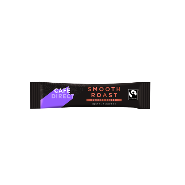 Cafedirect Smooth Roast Freeze Dried Coffee Sticks Pack of 250 TWI41023