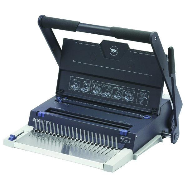 Image for GBC MultiBind 320 Multifunctional Comb/Wire Binding Machine IB271076