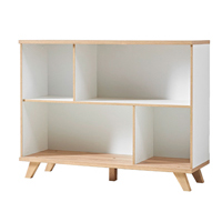 Germania Oslo Low Storage Unit 4 Compartment (Pack of 1)