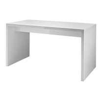Germania Caracas Regular Breakout Table 1800mm White (Pack of 1)