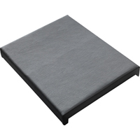 Germania Caracas Breakout Bench Seat Pads Black (Pack of 1)