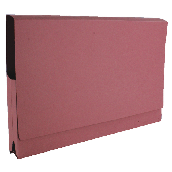 Image for Guildhall Pink Full Flap Pocket Wallet Pack of 50 PW2-PNK
