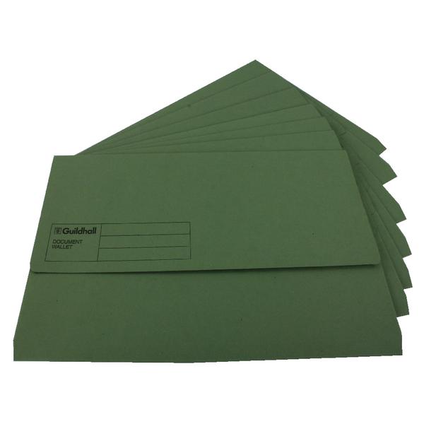 Guildhall Doc Wlt BA Green GDW1-GRN
