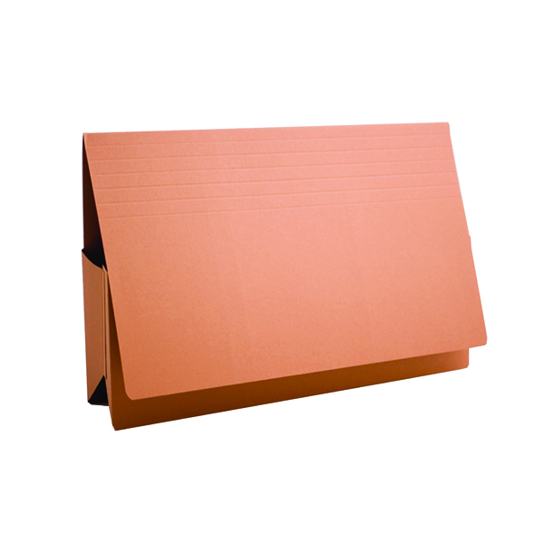 Guildhall Orange Probate Document Wallet (25 Pack) PRW2-ORG